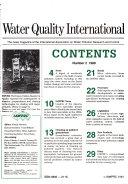 Water Quality International Book