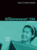 Adobe Dreamweaver Cs4 Introductory Concepts And Techniques