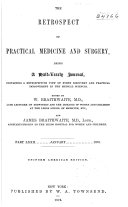 Pdf The Retrospect of Practical Medicine and Surgery