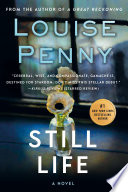 Still Life Louise Penny Cover