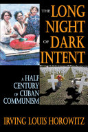 The Long Night of Dark Intent Book