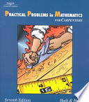 Practical Problems in Mathematics for Carpenters