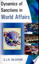 Dynamics Of Sanctions In World Affairs
