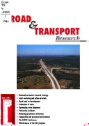 Road   Transport Research