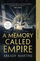 A Memory Called Empire Pdf/ePub eBook