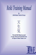 Reiki Training Manual