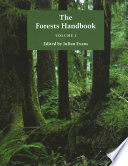 The Forests Handbook Volume 1
