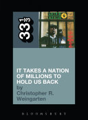 Public Enemy's It Takes a Nation of Millions to Hold Us Back [Pdf/ePub] eBook