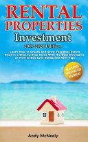 Rental Properties Investment