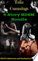 5 Story BDSM Bundle: BDSM Submission and Domination Bundle