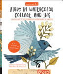 Pdf Geninne's Art: Birds in Watercolor, Collage, and Ink Telecharger