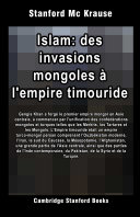 Pdf Islam: des invasions mongoles à l'empire timouride Telecharger
