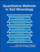 Quantitative Methods In Soil Mineralogy Book PDF