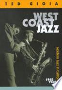 West Coast Jazz Book PDF
