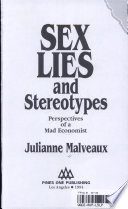 Sex, Lies and Stereotypes