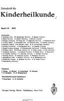 Journal of pediatrics