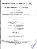 Encyclopaedia Metropolitana: Guess-Insufferable