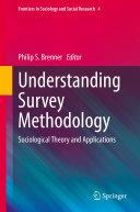 Understanding Survey Methodology Pdf/ePub eBook