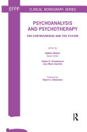 Pdf Psychoanalysis and Psychotherapy Telecharger
