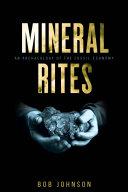 Mineral Rites