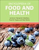 Encyclopedia of Food and Health Book
