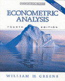 Cover image of Econometric analysis