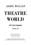 John Willis  Theatre World