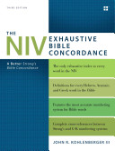 The NIV Exhaustive Bible Concordance