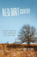 Red Dirt Country Pdf/ePub eBook