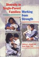 Diversity in Single parent Families