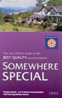 Somewhere Special 2003