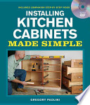 Installing Kitchen Cabinets Made Simple