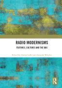 Radio Modernisms
