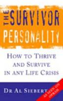 The Survivor Personality