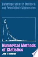 Numerical Methods Of Statistics Book PDF