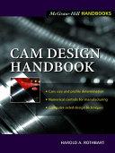 Cam Design Handbook