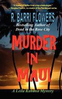 Murder in Maui