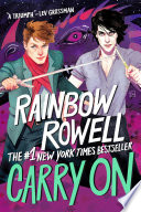 Carry On Rainbow Rowell Cover