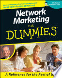"""Network Marketing For Dummies"" by Zig Ziglar, John P. Hayes"