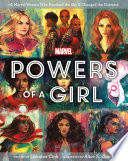 """""""Marvel: Powers of a Girl"""" by Lorraine Cink"""
