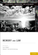 Memory and Law