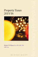 Property Taxes 2015 16