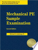Mechanical PE Sample Examination