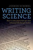 Writing Science [Pdf/ePub] eBook