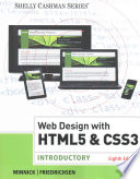 Web Design with HTML & CSS3: Introductory