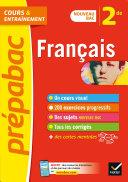 Pdf Français 2de - Prépabac Telecharger
