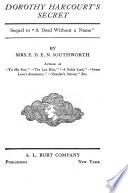 Dorothy Harcourt S Secret
