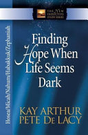 Finding Hope When Life Seems Dark