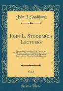 John L  Stoddard s Lectures  Vol  3