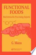 Functional Foods Book